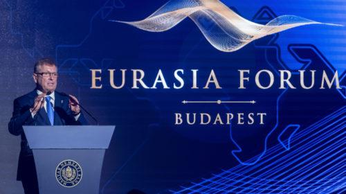 Matolcsy György: Eurázsia kora kezdődik