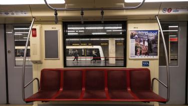 Leállhat a 2-es metró, olyan sok a fertőzött a BKV-nál