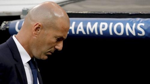 Zidane megtartja magának a véleményét Szuperliga-ügyben