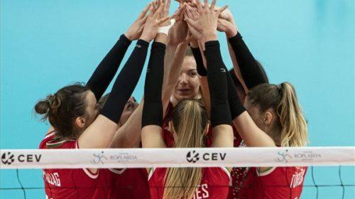 Nagyon mennek a magyar röplabdás lányok